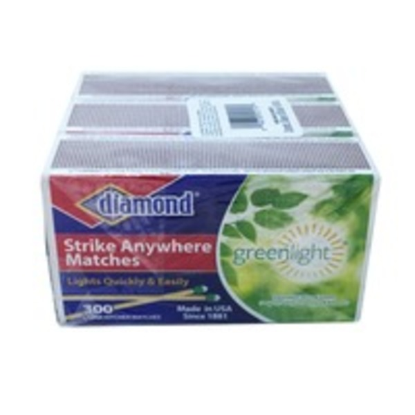 Diamond G Large Kitchen Strike Anywhere Matches