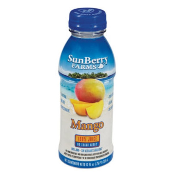 Sun Berry Farms Mango 100% Juice