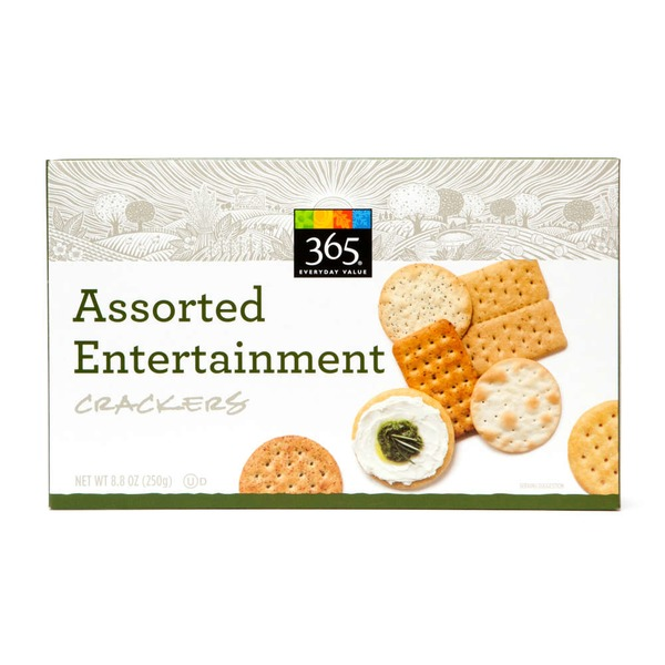 365 Assorted Entertainment Crackers