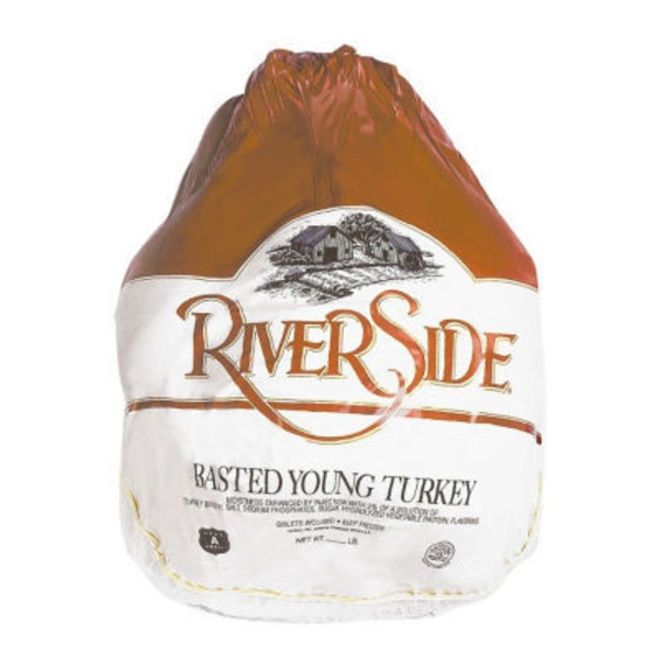 Riverside Frozen Basted Turkey