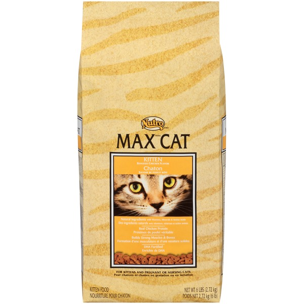 Nutro Max Cat Kitten Roasted Chicken Flavor Cat Food