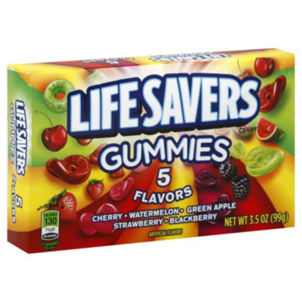 LifeSavers 5 Flavors Gummy Candy