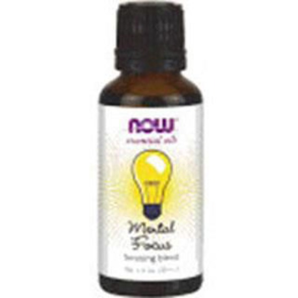 Now Mental Focus Oil Blend