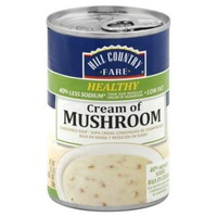 Hill Country Fare Healthy Condensed Cream Of Mushroom Soup