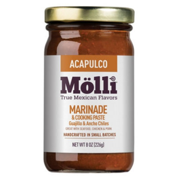 Molli Acapulco Marinade & Cooking Paste