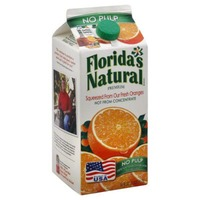 Florida's Natural Premium Orange Juice No Pulp
