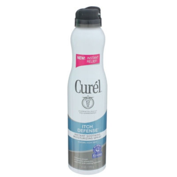 Curel Itch Defense Moisturizing Spray