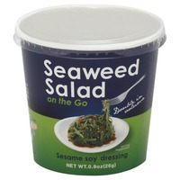 Japan Gold Seaweed Salad with Sesame Soy Dressing
