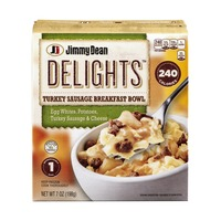 Jimmy Dean Delights Breakfast Bowl Turkey Sausage