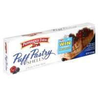 Pepperidge Farm Frozen Bakery Puff Pastry Shells