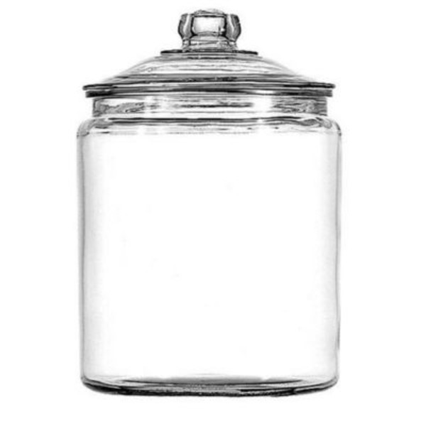 Anchor 1 Gallon Heritage Glass Jar