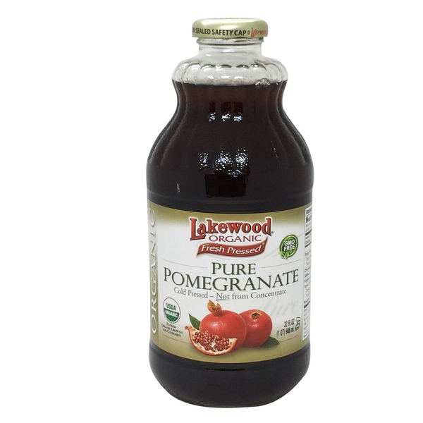 Lakewood 100% Juice, Pure Pomegranate