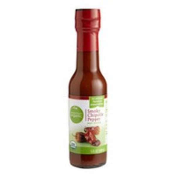 Kroger Smoky Chipotle Pepper Hot Sauce