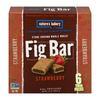 Nature's Bakery Fig Bar Strawberry - 6 CT