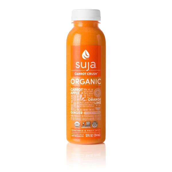 Suja Organic Fruit & Vegetable Juice