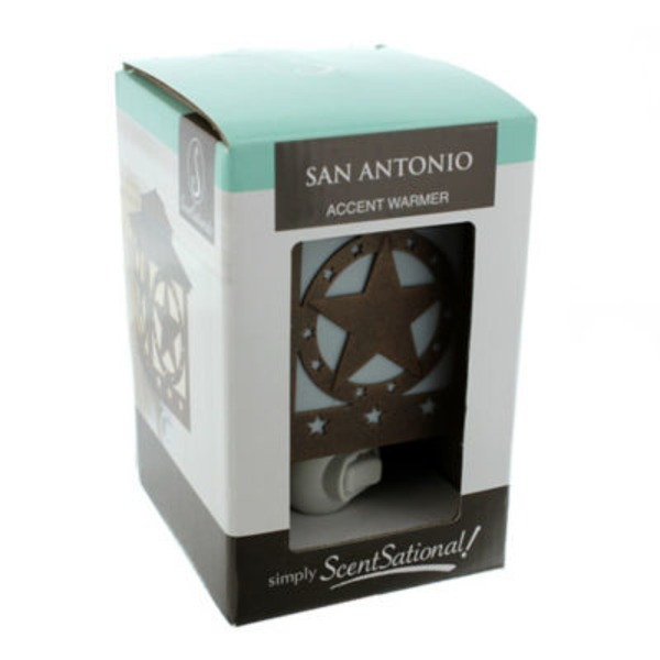 ScentSationals San Antonio Star Accent Warmer