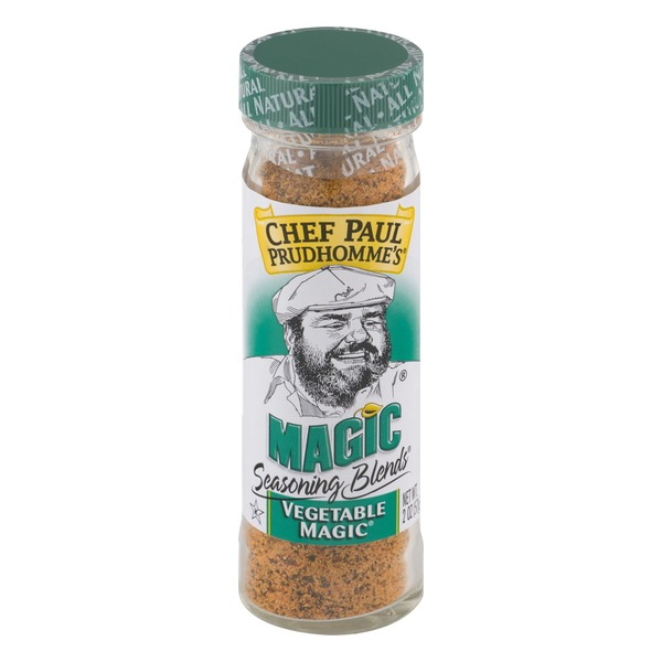 Chef Paul Prudhomme's Magic Seasoning Blends Vegetable Magic