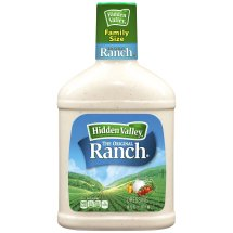 Hidden Valley Original Ranch Salad Dressing, 36 Ounces