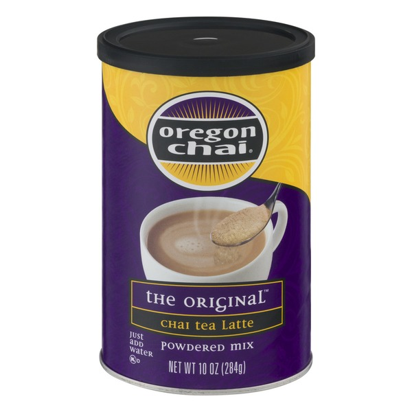 Oregon Cafe Powdered Mix Chai Tea Latte The Original