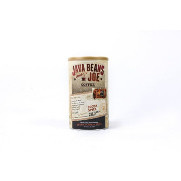 Java Beans & Joe Coffee Coffee, 100% Whole Bean, Medium Roast, Breakfast Blend