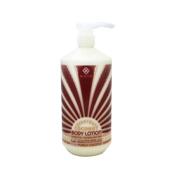Alaffia Everyday Coconut Body Lotion
