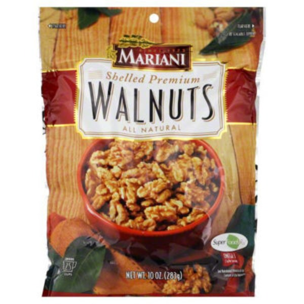Mariani Premium Shelled Walnuts