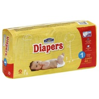 Hill Country Essentials Size 1 Jumbo Pack Diapers