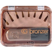 CoverGirl Cheekers Blendable Powder Bronzer Copper Radiance, .12 Oz