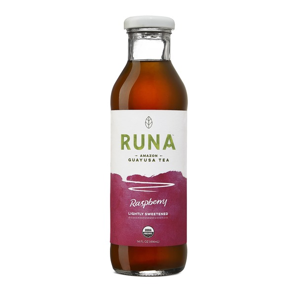 Runa Raspberry Tea Lightly Sweetened
