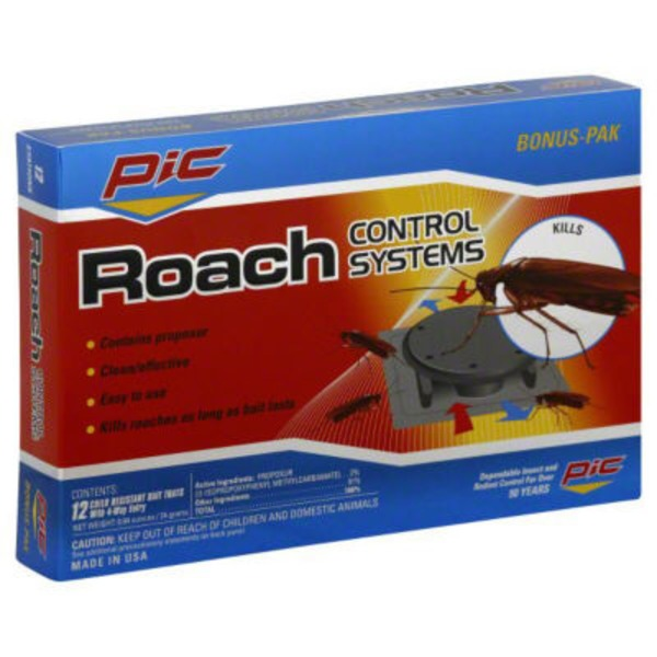 Pic Roach Control Systems