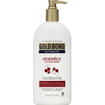 Gold Bond Diabetics' Dry Skin Relief Ultimate Hydrating Lotion, 13 Oz