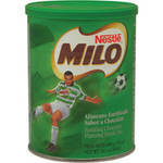 Milo Flavored Drink Mix Fortified Chocolate