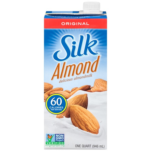 Silk Original Almondmilk