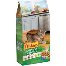 Purina Friskies Indoor Delights Cat Food 6.3 lb. Bag