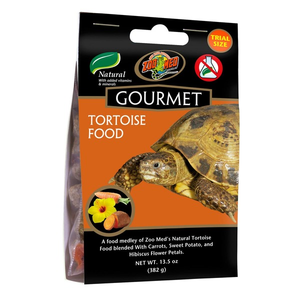 Zoo Med Gourmet Tortoise Food 1.6 Oz.