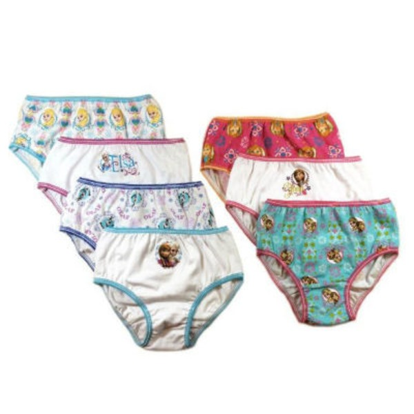 Disney Frozen Toddler Girls Underwear