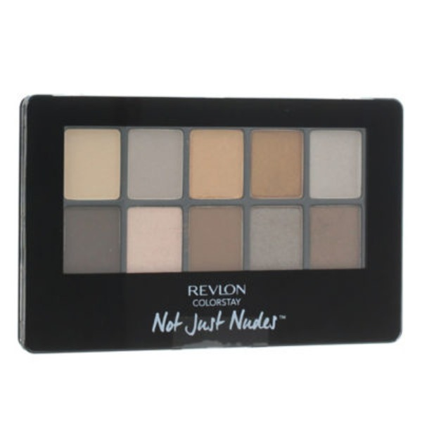 Revlon Shadow Palette, Not Just Nudes, Passionate Nudes 01
