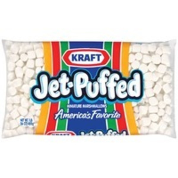 Kraft Jet Puff Marshmallows