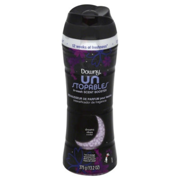 Downy Unstopables Downy Unstopables Dreams In-Wash Scent Booster Fabric Enhancer 13.2oz Fabric Enhancers