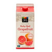 365 Ruby Red Grapefruit Juice