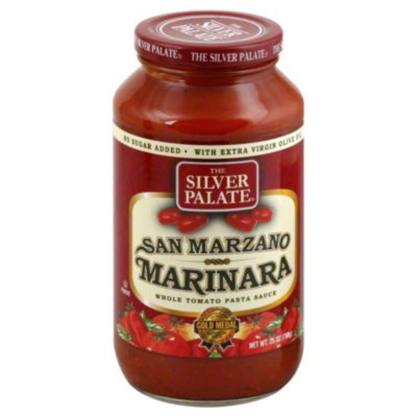 San Marzano The Silver Palate San Marzano Blend Marinara