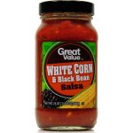 Great Value White Corn & Black Bean Salsa24 oz