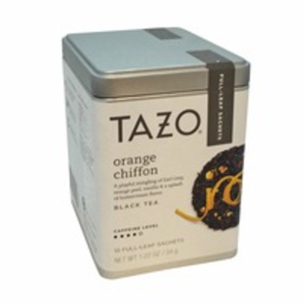 Tazo Tea Orange Chiffon Black Tea