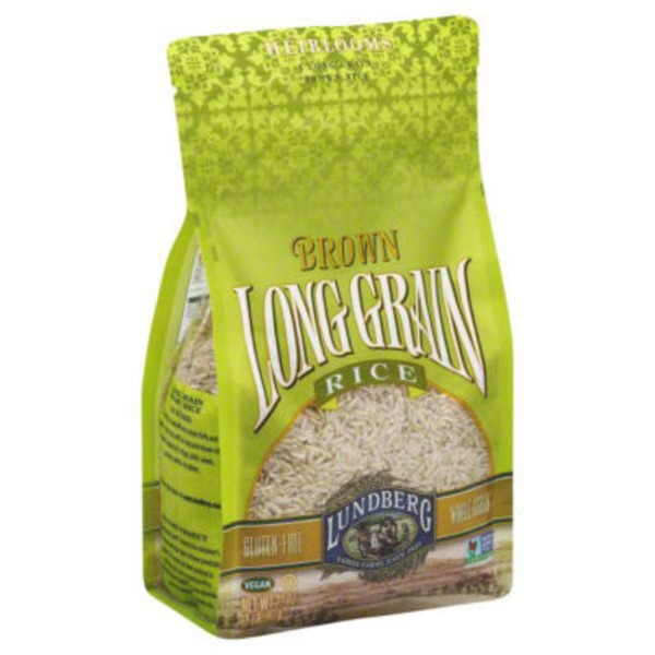 Lundberg Family Farms EF Brn Long Grain Brown Rice
