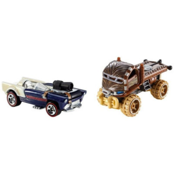 Mattel Star Wars Hot Wheels 2 Car Pack Assortment