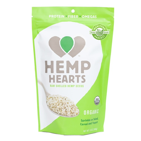 Manitoba Harvest Organic Hemp Seed Shelled