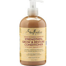 SheaMoisture Jamaican Black Castor Oil Strengthen Grow & Restore Conditioner