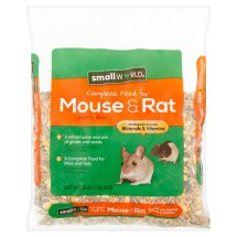 Small World Carnival Complete Feed For Mice & Rats, 3 lb