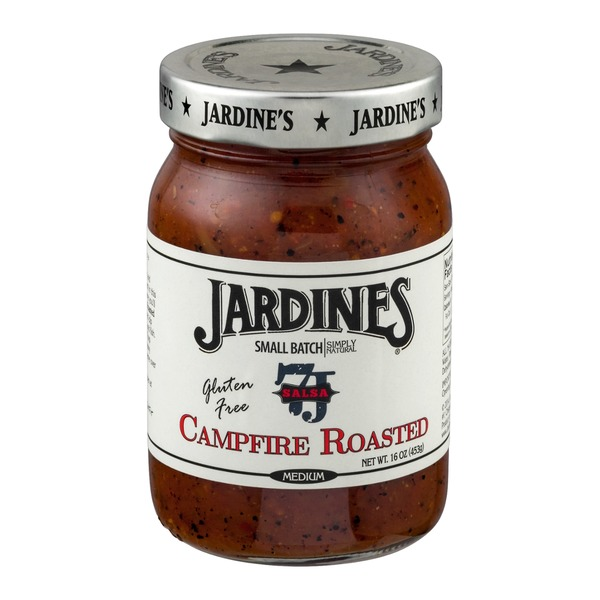 Jardines 7J Salsa Campfire Roasted Medium