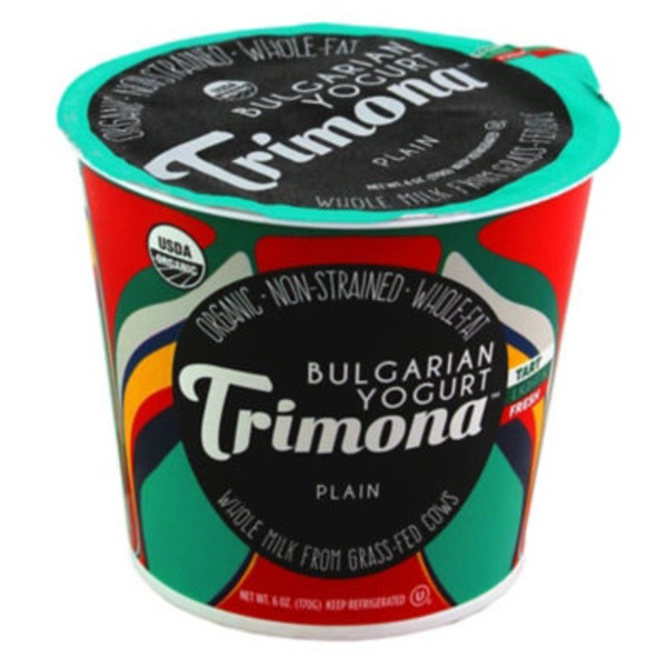 Trimona Organic Traditional Bulgarian Yogurt